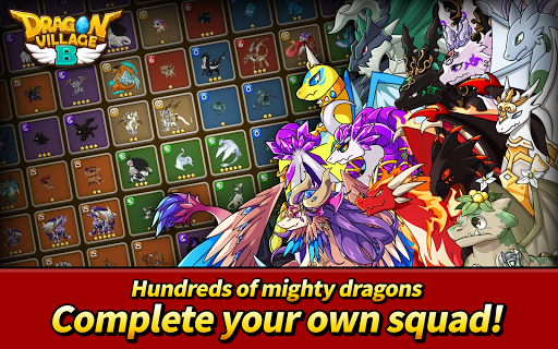 Dragon Village B - Dragon Breeding Puzzle Blast 1.1.29 screenshots 9