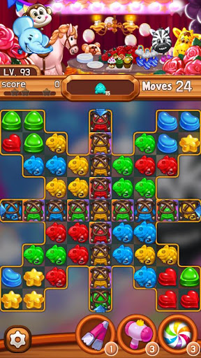 Candy Amuse: Match-3 puzzle 1.9.3 screenshots 21