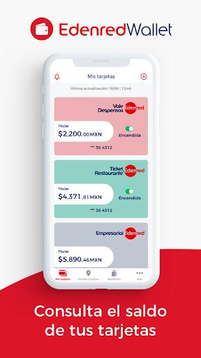 Edenred Wallet 4.3.8 Screenshots 1