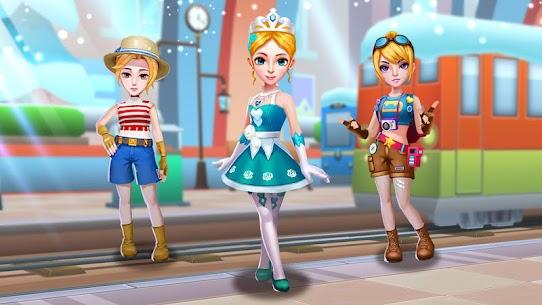 Subway Princess Runner 8