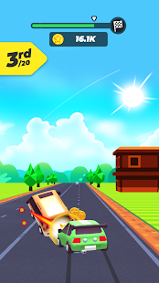 Road Crash Screenshot
