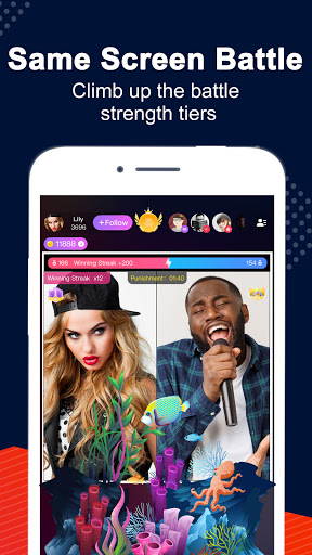 Uplive - Live Video Streaming App 5.8.0 Screenshots 4