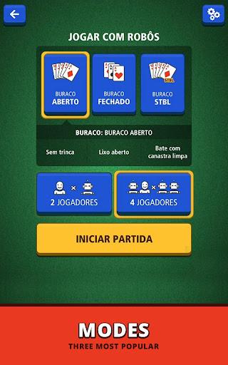 Buraco Canasta Jogatina: Card Games For Free 4.1.3 Screenshots 13