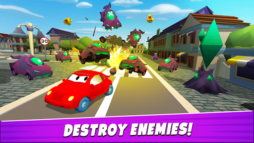 Car Eats Car 3D: Racing Arena 1.0 screenshots 2