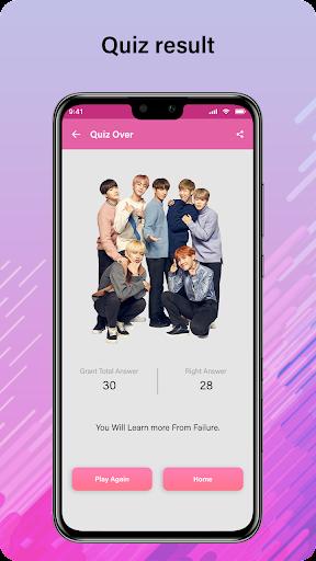 BTS ARMY Quiz Challenge: How Much you Love BTS? 2.0 Screenshots 4