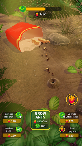 Little Ant Colony - Idle Game screenshots 5