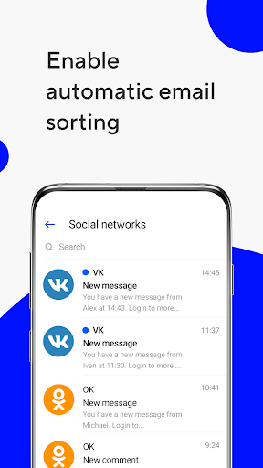 Mail.ru - Email App apktram screenshots 5