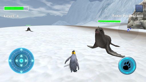 Arctic Penguin android2mod screenshots 3