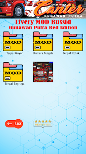 Image For Mod Truk Canter Gunawan Putra Versi 1.0 2