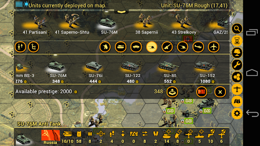 Panzer Marshal screenshots 3