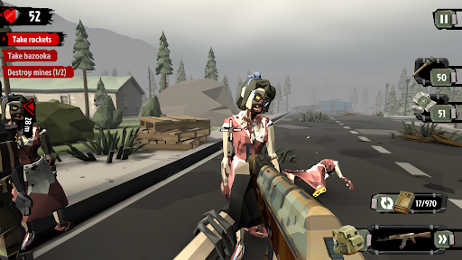 The Walking Zombie 2: Zombie shooter 3.5.3 screenshots 3