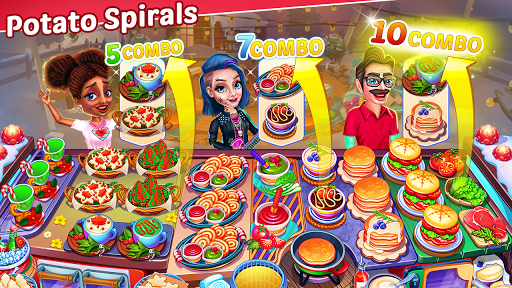 Christmas Cooking : Crazy Restaurant Cooking Games 1.4.42 screenshots 19