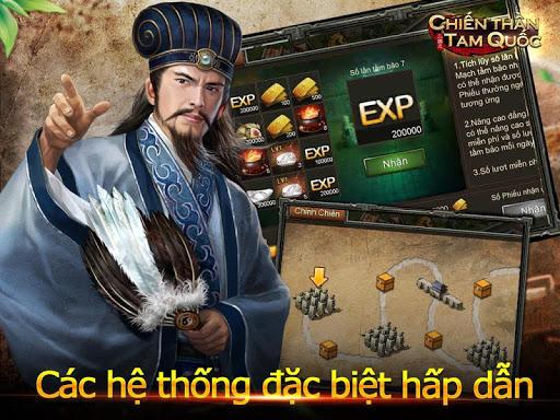 Chiu1ebfn Thu1ea7n Tam Quu1ed1c-Tranh Bu00e1  screenshots 10