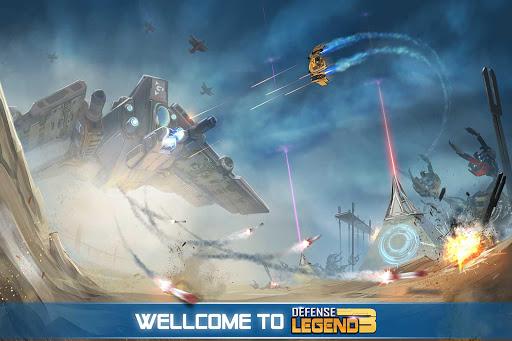 Defense Legend 3: Future War 2.7.2 screenshots 9