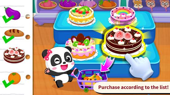 Baby Panda's Supermarket screenshots 4