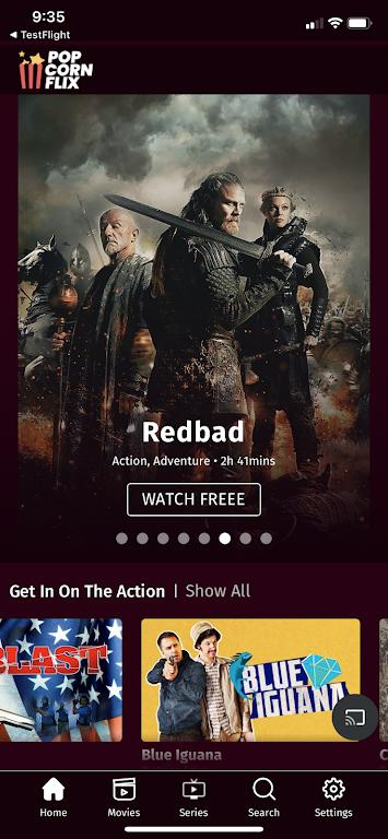 Popcornflix™ – Free Movies & TV poster 3