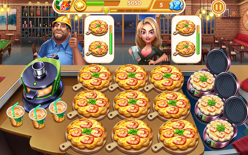Cooking City: frenzy chef restaurant cooking games 1.95.5039 screenshots 21