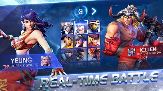 Final Fighter MOD (Unlimited Money) 3