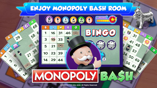 Bingo Bash featuring MONOPOLY: Live Bingo Games 1.160.0 screenshots 1