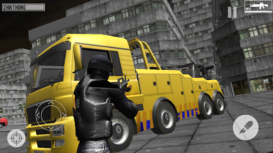 SWAT Dragons City: Shooting Game Hack for Android and iOS 4