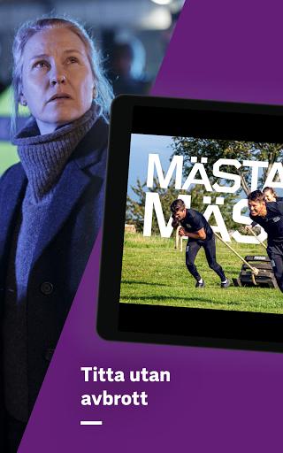 SVT Play apktram screenshots 6