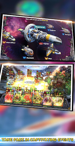 Clone Evolution: Cyber War-Borderlands Fantasy  screenshots 10