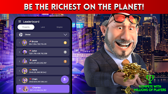 LANDLORD IDLE TYCOON Business Management Game 4.0.8 Screenshots 4