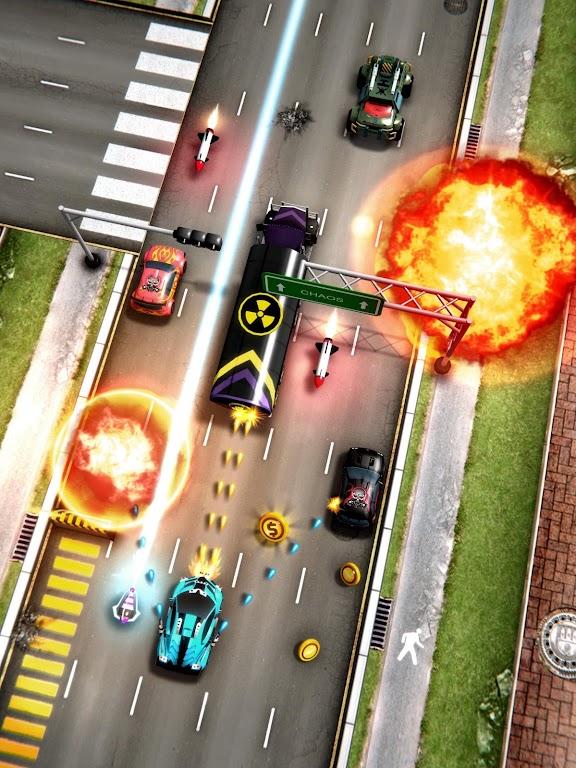 Chaos Road: Combat Racing poster 7