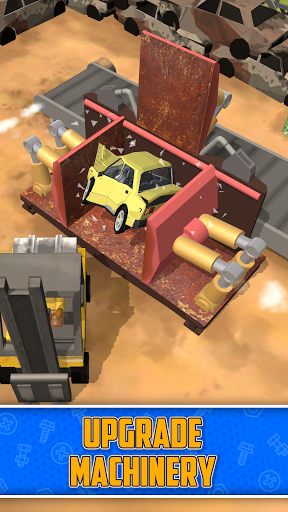 Scrapyard Tycoon Idle Game 0.11.1 screenshots 2