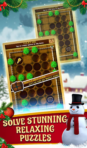 Christmas Hidden Object: Xmas Tree Magic 1.1.85b screenshots 4