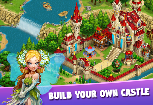 Fairy Kingdom: World of Magic and Farming 3.1.7 screenshots 1