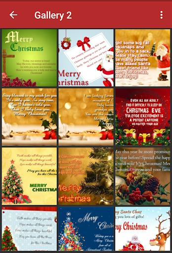 Merry Christmas Wishes 1.3.7.3 Screenshots 2