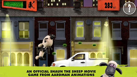 Shaun the Sheep - Shear Speed Screenshot