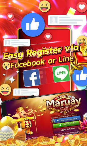 Slots (Maruay99 Casino) u2013 Slots Casino Happy Fish 1.0.48 screenshots 7