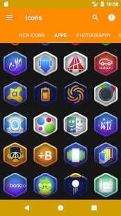 Solabo - Icon Pack Screenshot