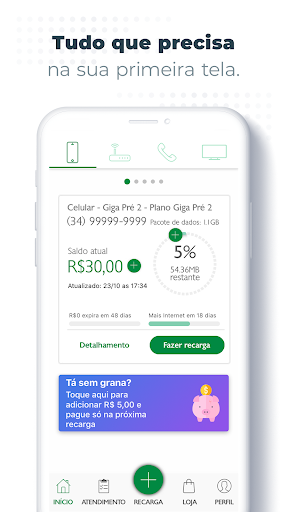 Algar Telecom screenshots 2