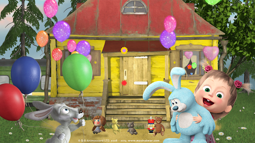 Free games: Masha and the Bear apktram screenshots 13