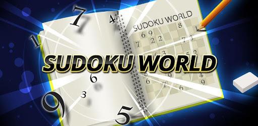 Screenshot of Sudoku World