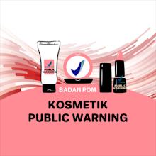 Public Warning Kosmetik BPOM Download on Windows