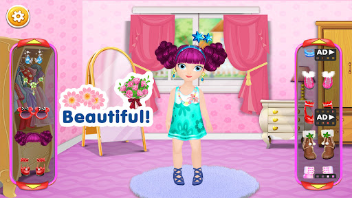 Diana Dress Up Games  screenshots 2