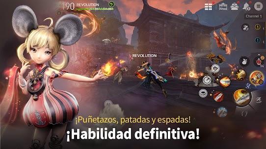 Blade&Soul: Revolution 5