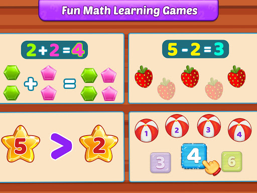 Math Kids - Add, Subtract, Count, and Learn screenshots 12