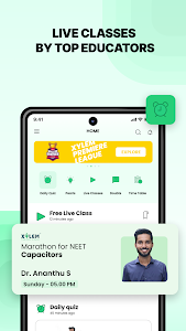 Xylem Learning App - NEET-UG JEE KEAM CLASS 11-12 10.03.42217
