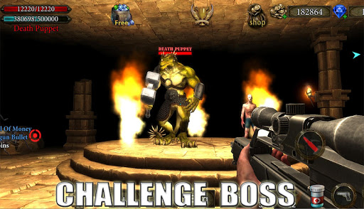 Dungeon Shooter : The Forgotten Temple apktram screenshots 18