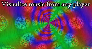 Crystal Tunnels Music visualizer & Live Wallpaper