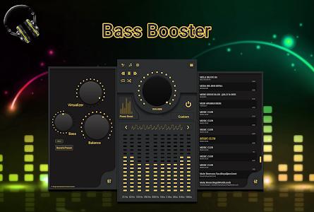 Bass Booster 1.1