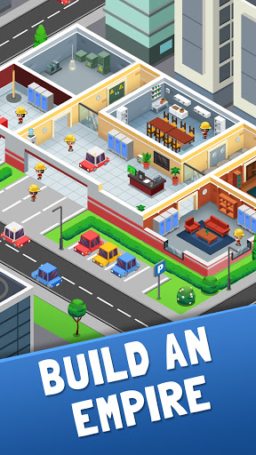 Idle Firefighter Tycoon - Fire Emergency Manager apkpoly screenshots 4