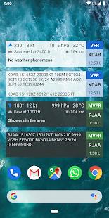 Avia Weather - METAR & TAF 2.12.6 Screenshots 6