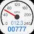 GNSS speedometer
