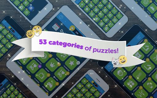 Crossword Quiz - Crossword Puzzle Word Game! 3.85g screenshots 16